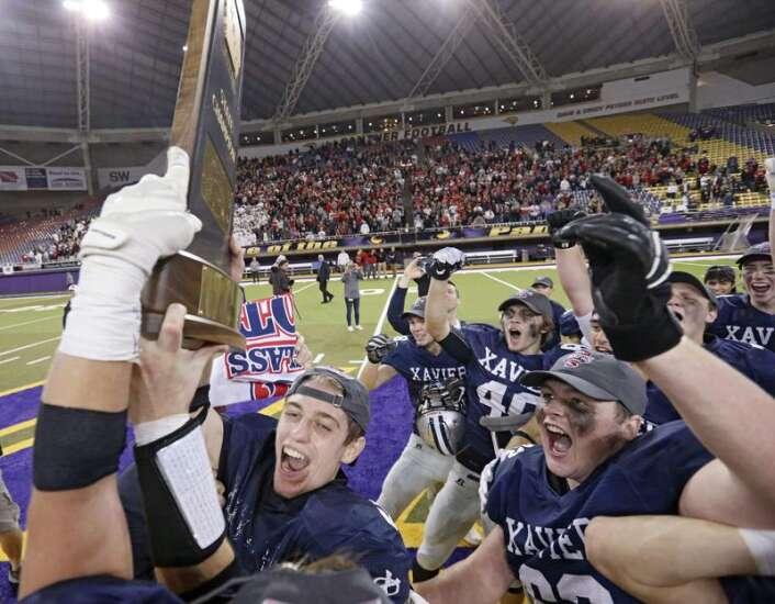 Cedar Rapids Xavier repeats with hard-fought win over Western Dubuque