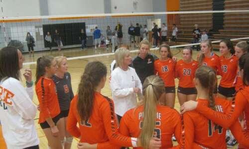 Cedar Rapids Prairie volleyball serving up wins with rebuilt roster