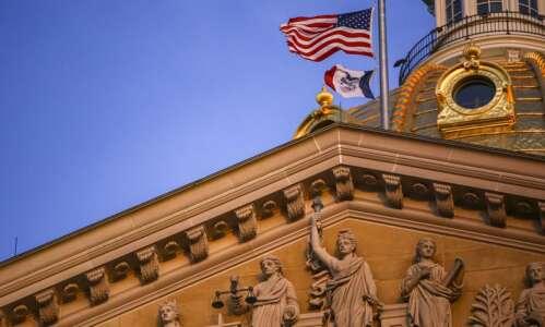 Why trash Iowa's voting system? Fraud!