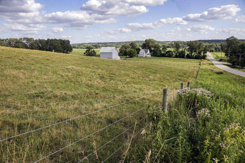 Linn County leaders envision growing housing with crops at Dows Farm Agri-Community