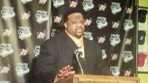 Titans hire Moore-Brown as head coach