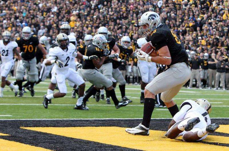 Iowa was the only one of 124 FBS teams to use just one quarterback all season
