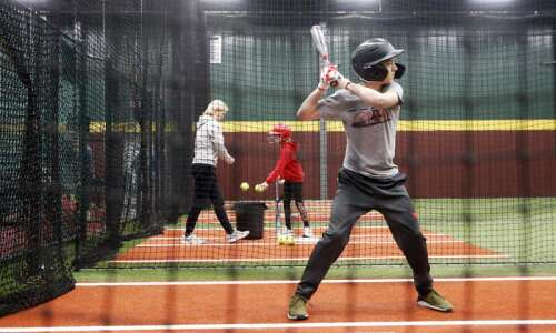 D-BAT Marion batting facility aims to be a hit with…