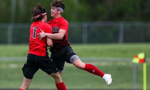 Photos: Boys soccer doubleheader at Spartan Stadium in Solon