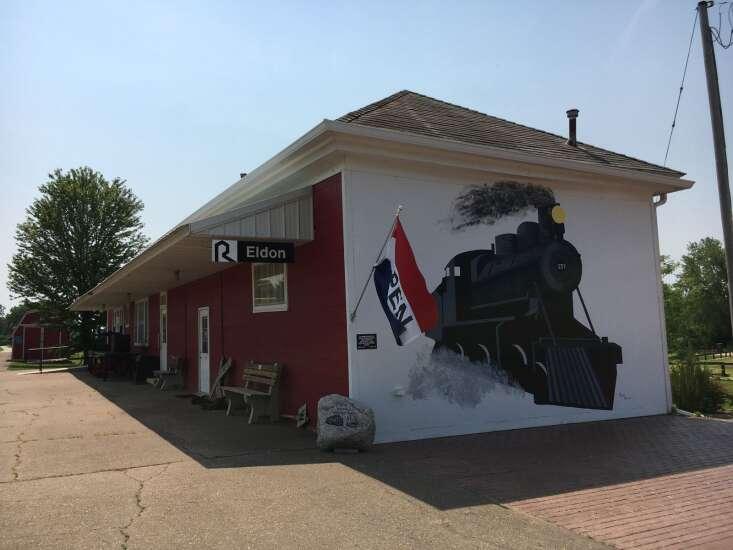 A Day Away: Gothic twist to Eldon, Iowa