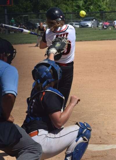 Van Buren County sets school softball record