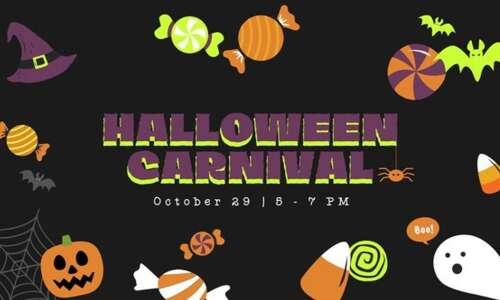 Halloween Carnival is Friday evening in Iowa City
