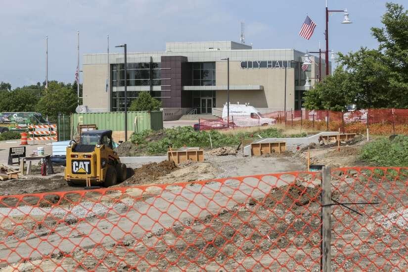 Hiawatha's vision to create town center picking up steam