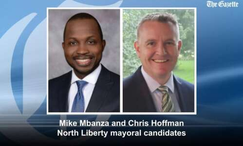 North Liberty mayoral candidates discuss city's future