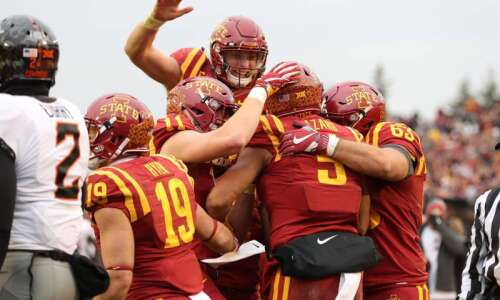 Iowa State football prepares for fast Memphis team in hopes…