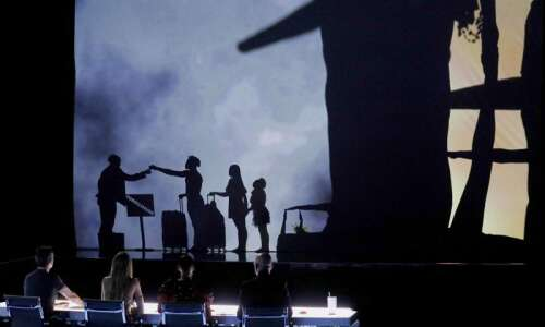 C.R. native's shadow dancers The Silhouettes shine on 'America's Got…