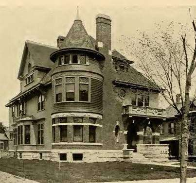Time Machine: The embezzler who built an elegant Cedar Rapids home in 1897