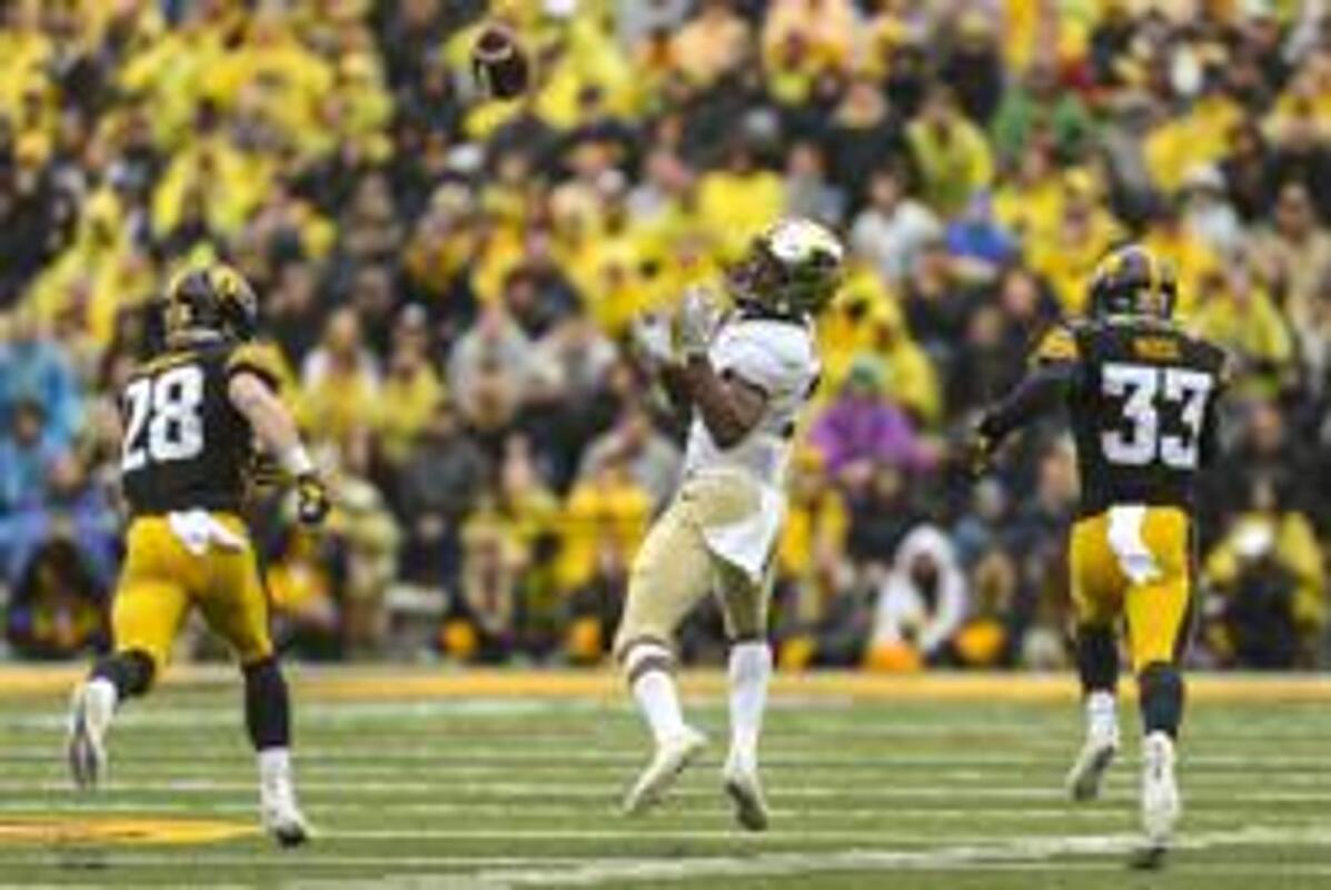 Iowa's most-tantalizing 2021 footbal games: No. 9 Purdue
