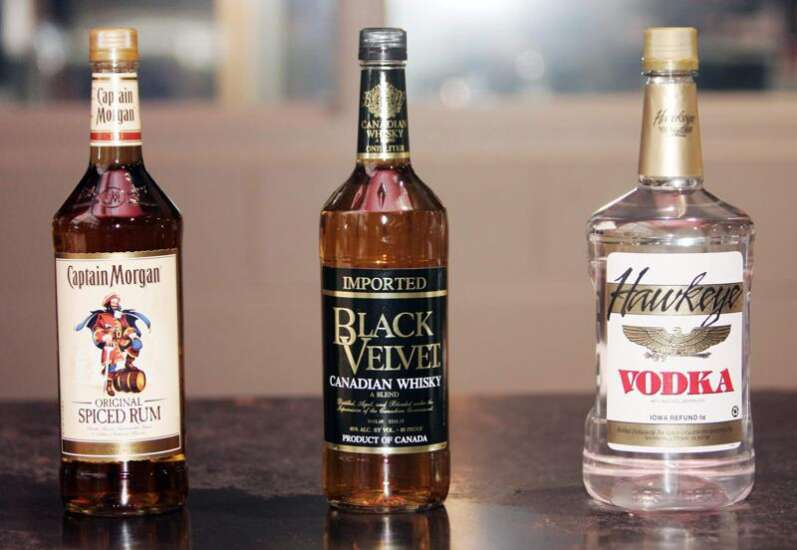 Iowa liquor sales hit record in fiscal 2020 and Black Velvet whisky is still No. 1