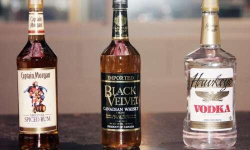 Iowa liquor sales hit record in fiscal 2020 and Black…