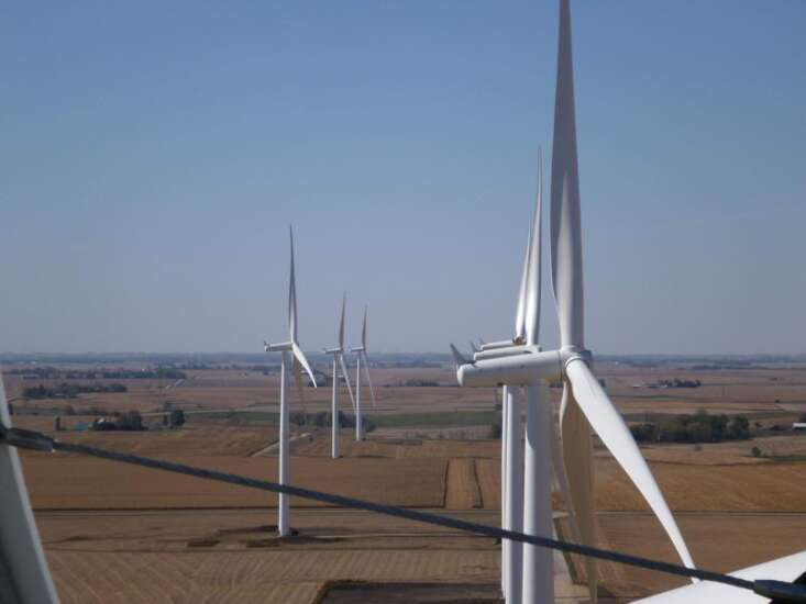 Iowa ranks high nationally in renewable energy