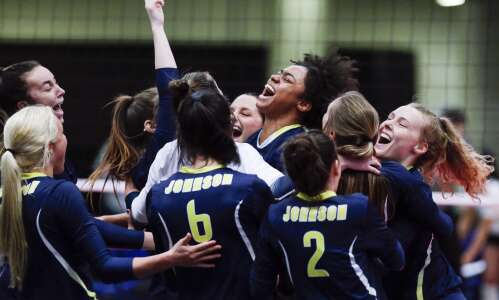 Johnson County captures NJCAA D-II national volleyball title in Cedar…