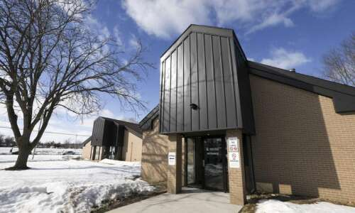 Photos: See inside Linn County's Mental Health Access Center