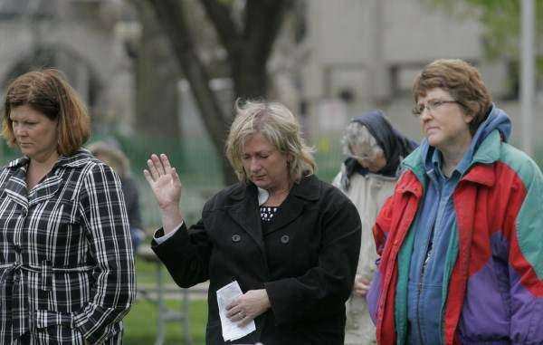 National Day of Prayer observed in Cedar Rapids
