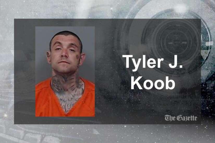 Tyler Koob accused of attempted murder in November shooting