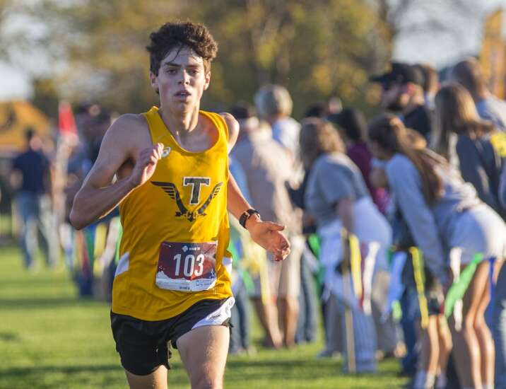 Photos: River Valley Conference cross country meet