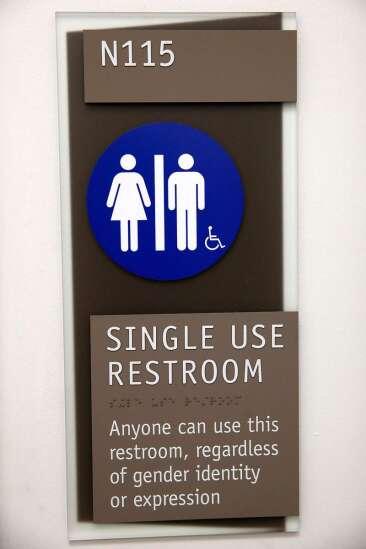 'Restroom evolution' underway at University of Iowa