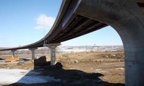 Interstate 80/380 interchange project on schedule and on budget