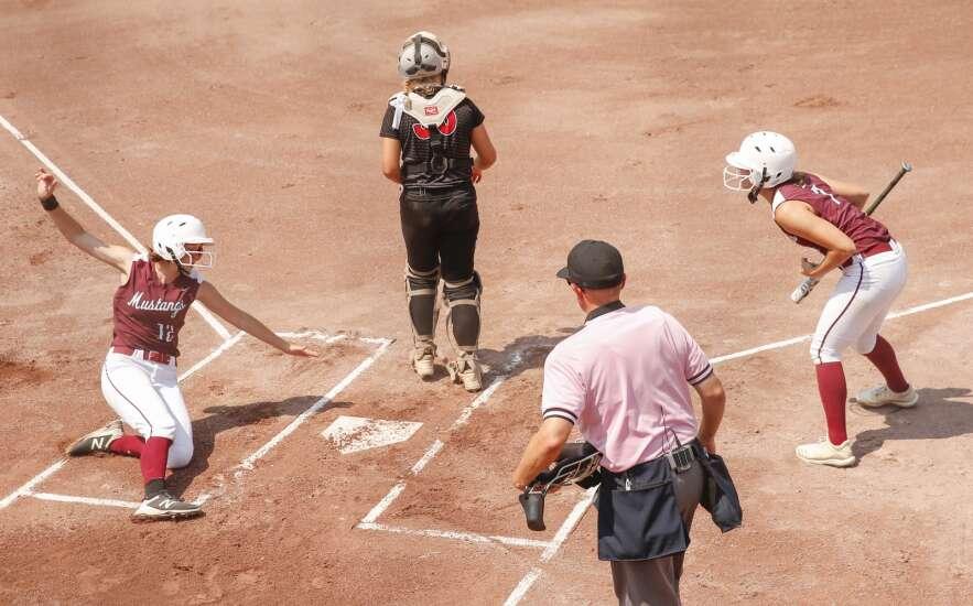 Photos: Mount Vernon vs. Davenport Assumption, Class 3A Iowa high school state softball championship