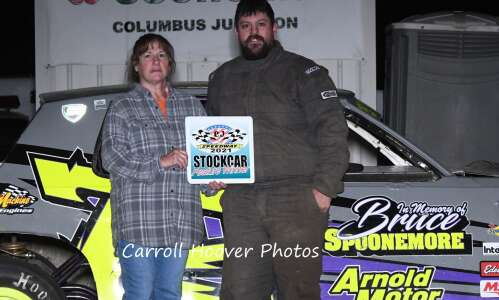 Spring sees See survive Speedway Stock