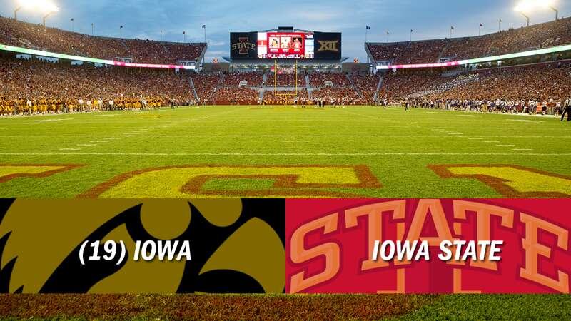 No. 19 Iowa at Iowa State: The Big Analysis