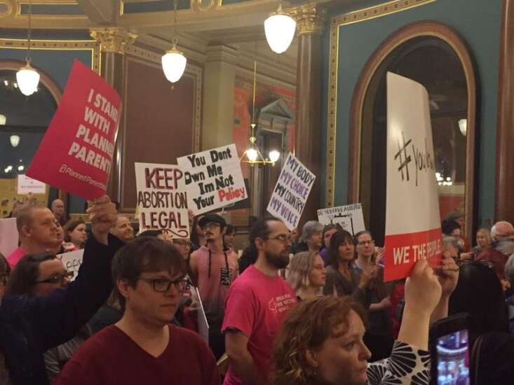 Iowa Republicans ignore real crisis, threaten abortion rights instead