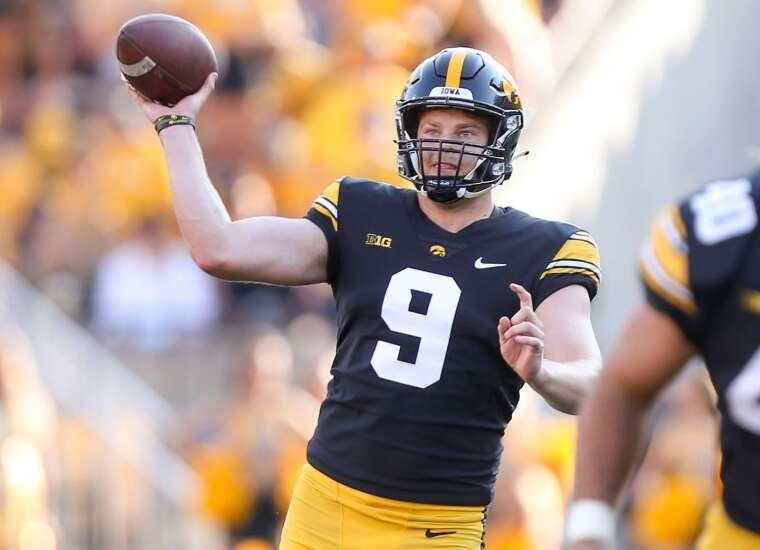 Iowa football notebook: Fake punt was 'dumb,' Kirk Ferentz admits