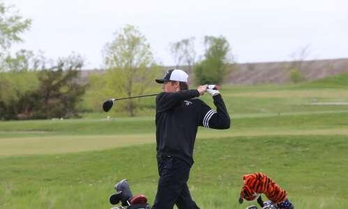 Vinton-Shellsburg's Brayden Almquist powered by passion for golf