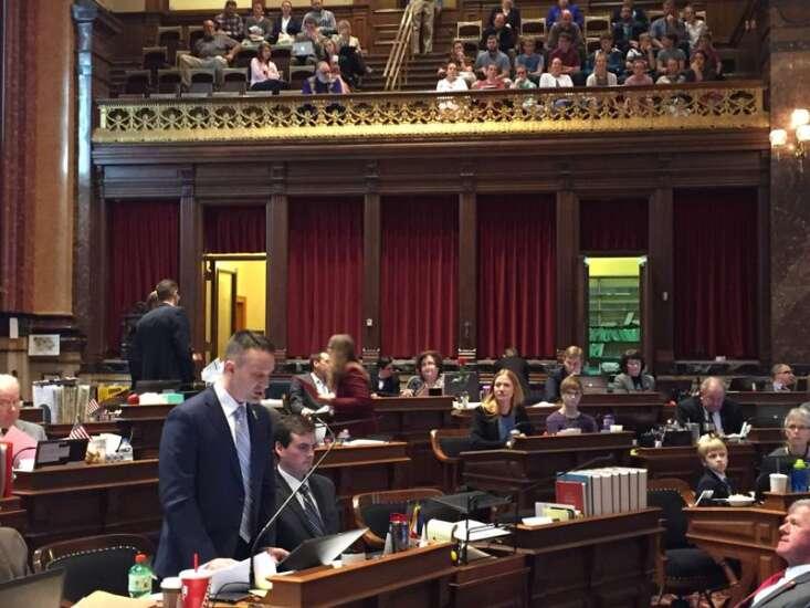 Major changes to Iowa gun laws passed by Senate