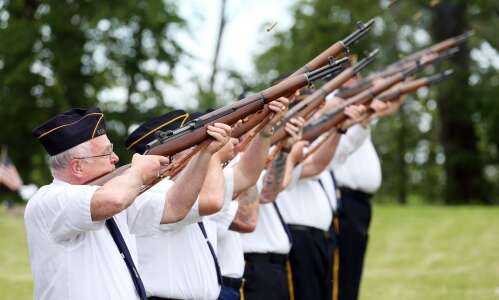 Photos: Ely American Legion marks 100th anniversary on Memorial Day
