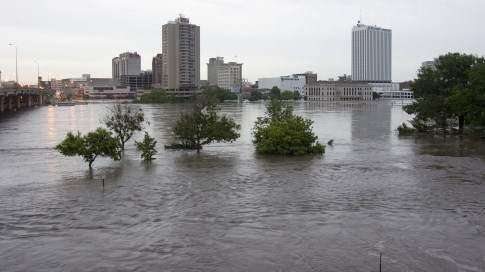 Sequestration may hurt Cedar Rapids flood-protection plans