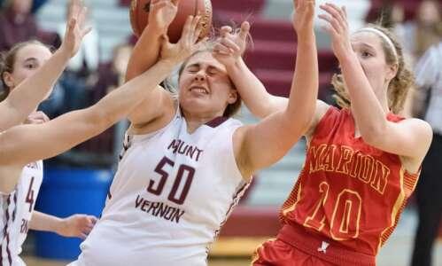 Marion whips Mount Vernon in opener