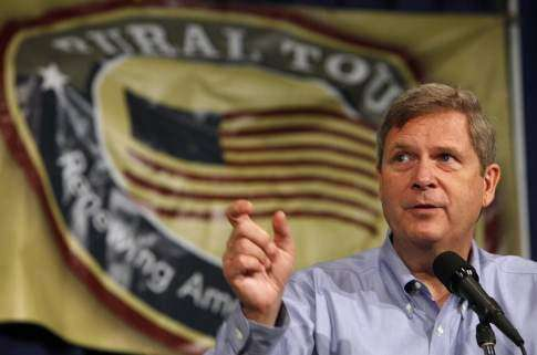 Vilsack: No new farm crisis is on the way