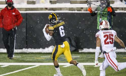 Iowa's most-tantalizing 2021 football games: No. 3 Wisconsin