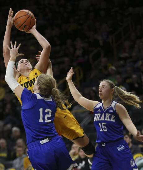 Drake women's basketball has parlayed depth into another perfect MVC campaign