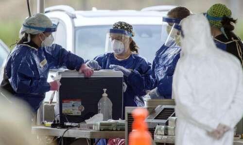 Test Iowa looking to 'winterize' coronavirus testing sites