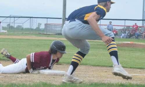 Hillcrest wins baseball district semifinal over North Cedar