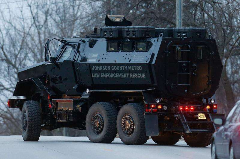 Johnson County's embattled military vehicle raises the question: Who does the sheriff answer to?