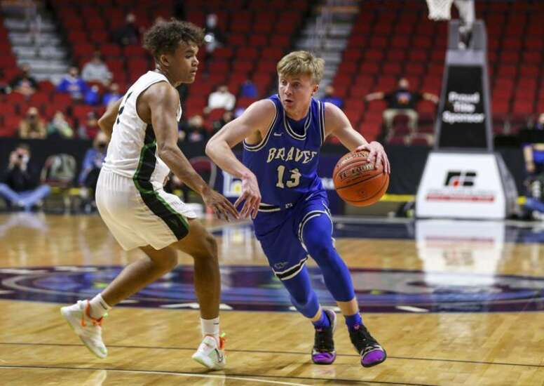 Gazette all-area boys' basketball: Trey Shearer, Tim Lambert headline 2020-21 team