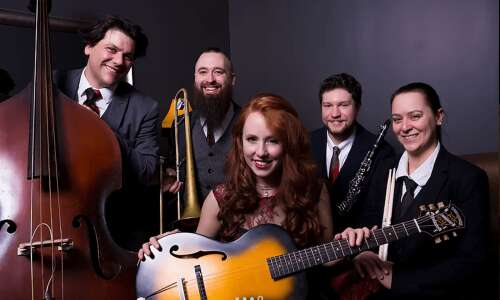 Miss Myra and The Moonshiners to perform in Fairfield