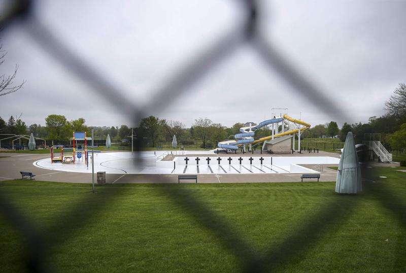 Dry summer: Cedar Rapids municipal pools won't open in 2020