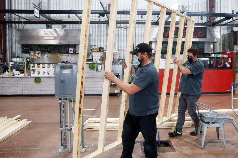 NewBo City Market renovates vendor spaces