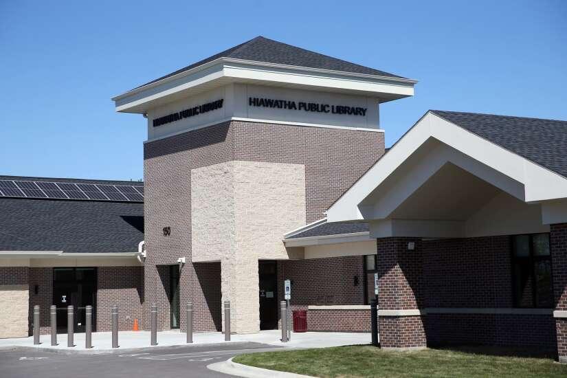 Linn County, metro suburbs use local-option sales tax to 'stay ahead'