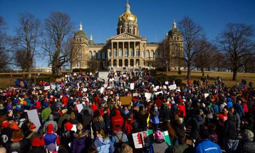 Iowa public school teachers are under attack