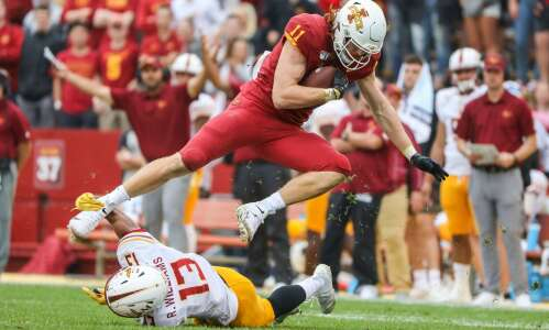 Taylor Mouser, tight ends to attempt takeover of the Iowa…